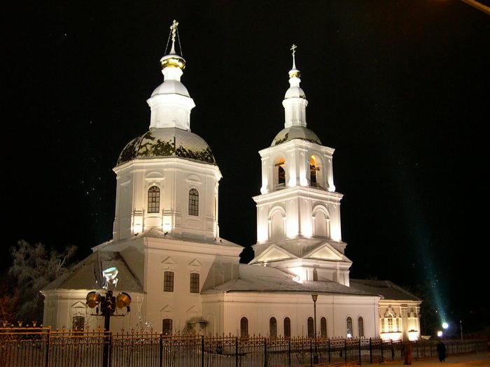 Казанская церковь Дивеево