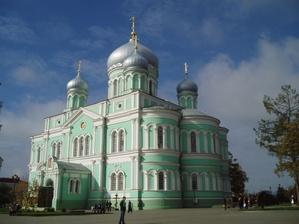 Свято-Троицкий собор Дивеево