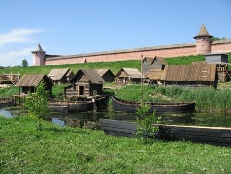 Щурово городище
