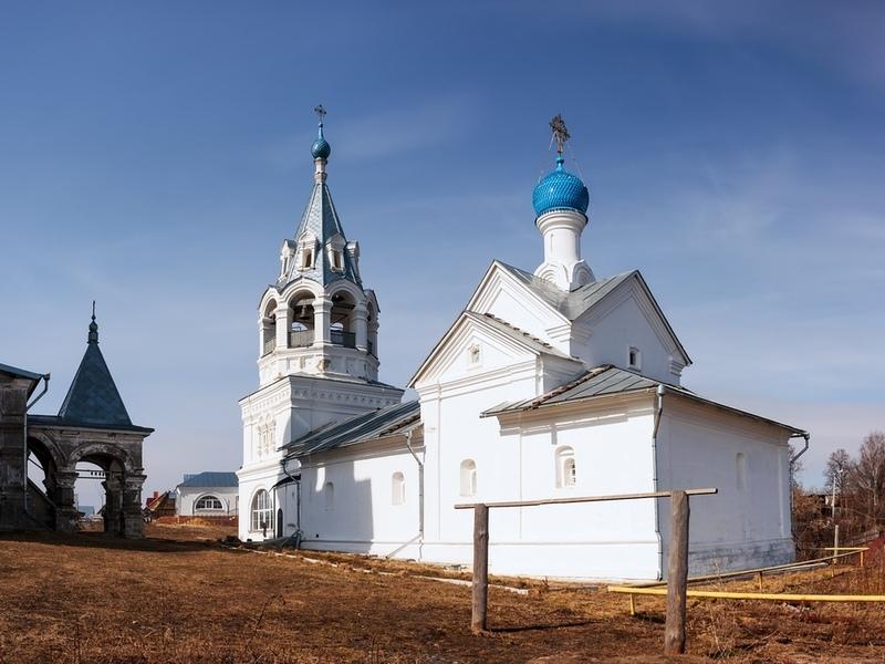 Воскресенский монастырь Муром