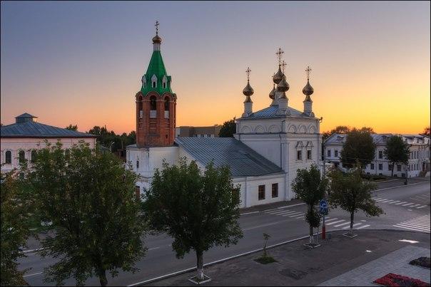 Свято-Вознесенский кафедральный собор Муром
