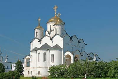 Покровский монастырь Суздаль