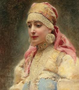 Агафья Грушецкая
