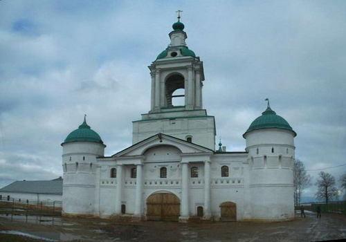 Ростовский Богоявленский монастырь