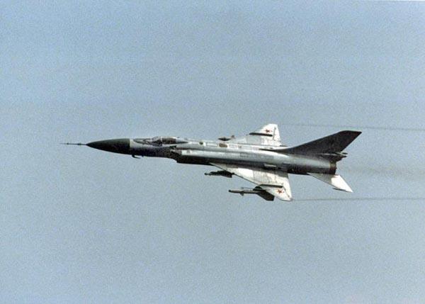 самолет Су-15