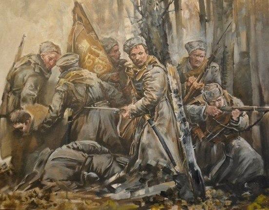 Гражданская война в Тихом Доне
