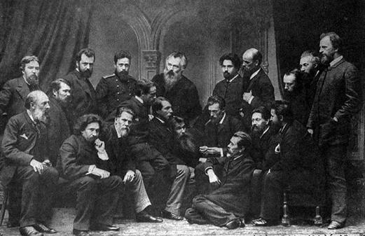 русские художники 19 века