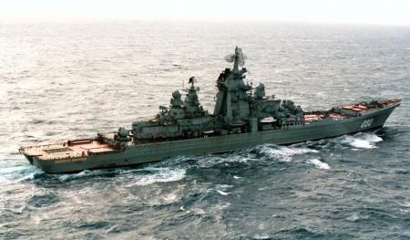 Атомный крейсер Адмирал Нахимов