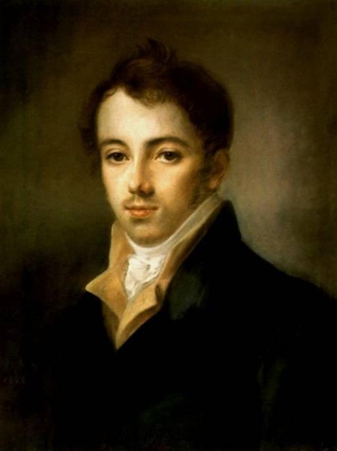 Портрет М.А.Фонвизина Венецианова