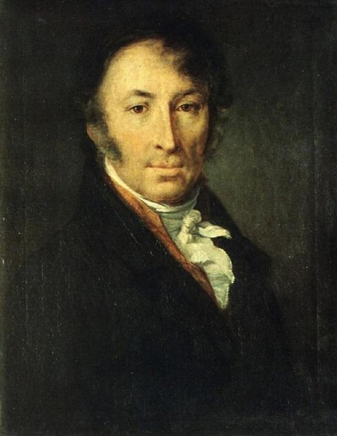Портрет Н.М. Карамзина Тропинина