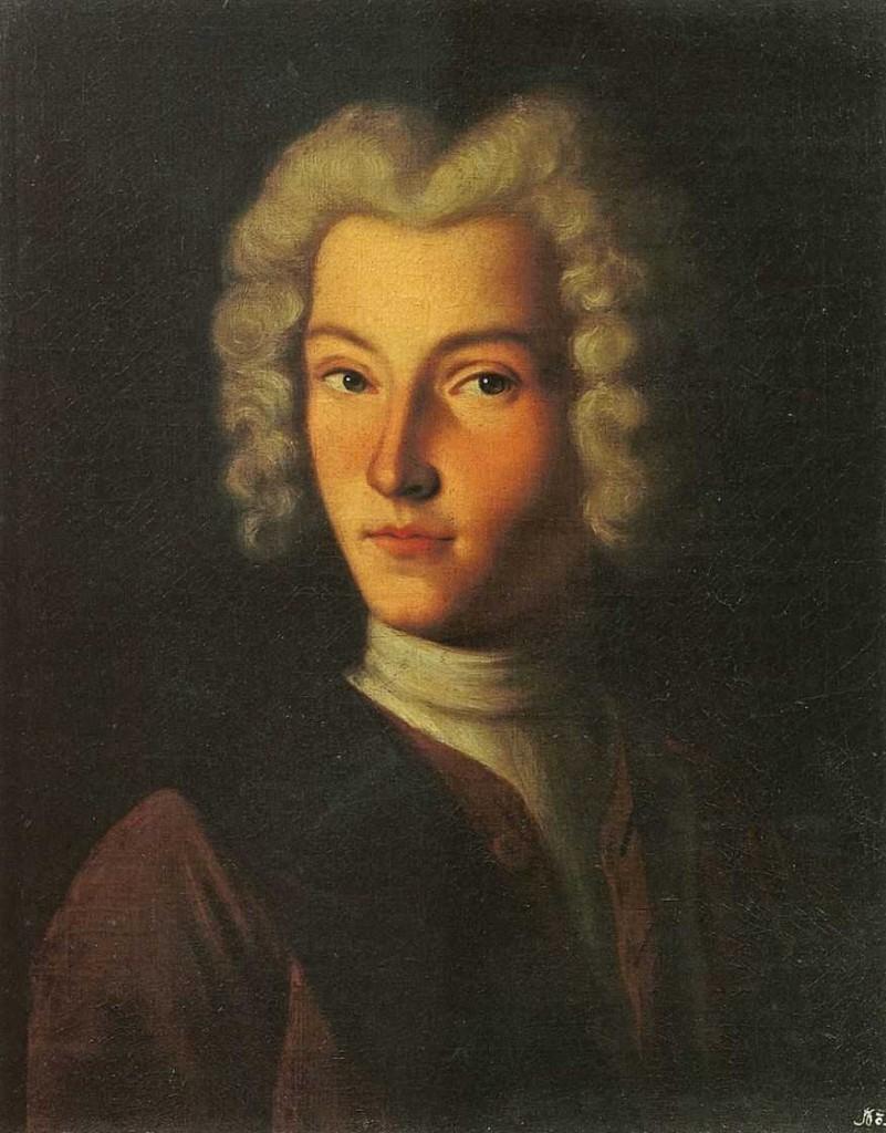 Портрет Петра II Григория Молчанова фото