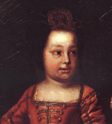 Портрет Царя Ивана Шестого неизвестного художника фото