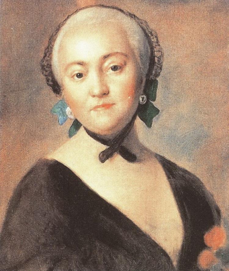 Портрет императрицы Елизавеиы Петровны неизвестного художника фото