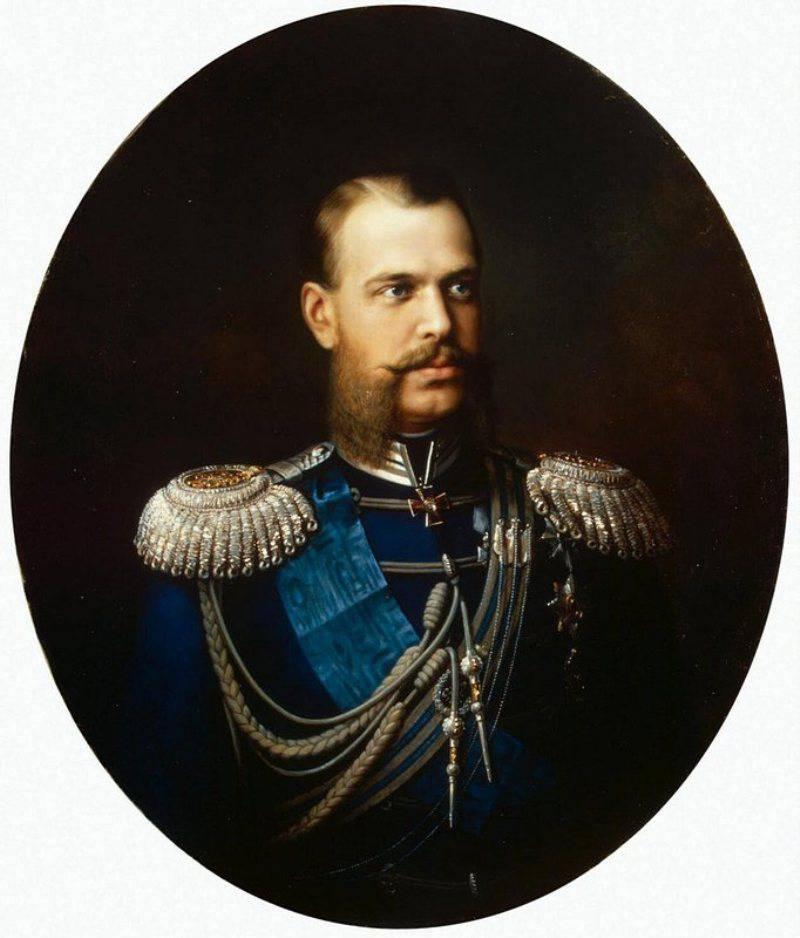 Портрет цесаревича Александра Александровича. Конец 1870-х – начало 1880-х годов Худоярова фото