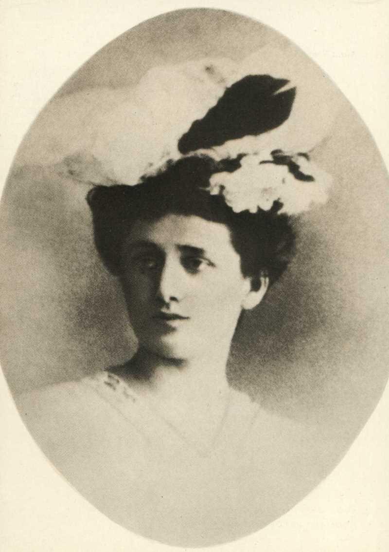 Фото Анны Ахматовой Евпатория 1905 год