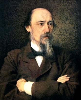 Портрет Н.А. Некрасова 1877 года Крамского Ивана фото