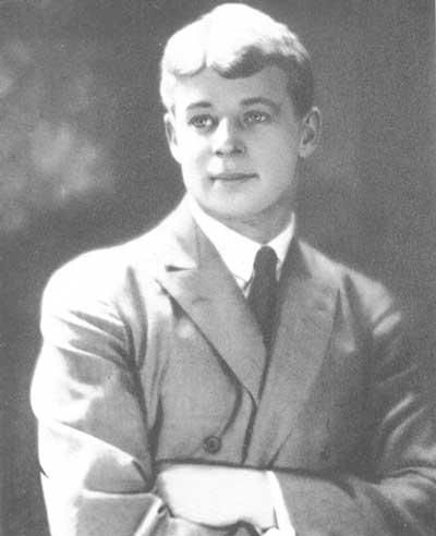 Фото Сергея Есенина 1922 год