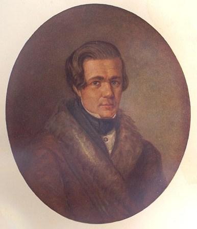 Портрет Алексея Кольцова Горбунова К. А. 1834 года фото