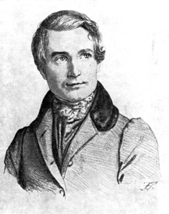 Портрет Алексея Кольцова Горбунова К. А. 1840-е года фото
