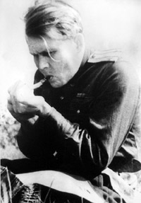 Фото Твардовского Александра на фронте 1943 год