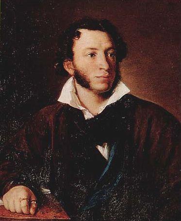 Портрет Александра Пушкина Тропинина 1827 года фото