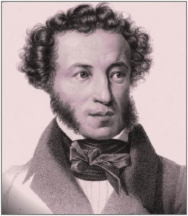 Портрет Александра Пушкина Райта 1837 года фото