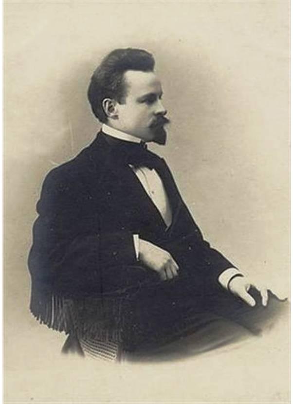 Фото Бальмонта Константина 1880 год
