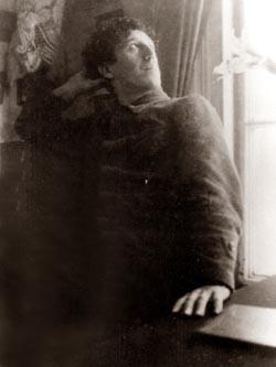 Фото Северянина Игоря Тойла 1920 год