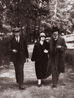 Фото Северянина Игоря Германия 1922 год