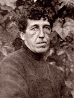 Фото Северянина Игоря Тойла 1924 год