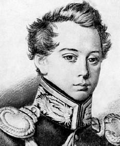 Портрет Тютчева Федора Неизвестного художника 1825 года фото