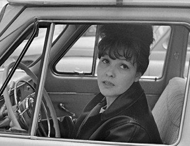 Фото Беллы Ахмадулиной 1965 год