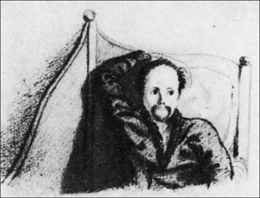 Автопортрет Батюшкова Константина 1813 года фото