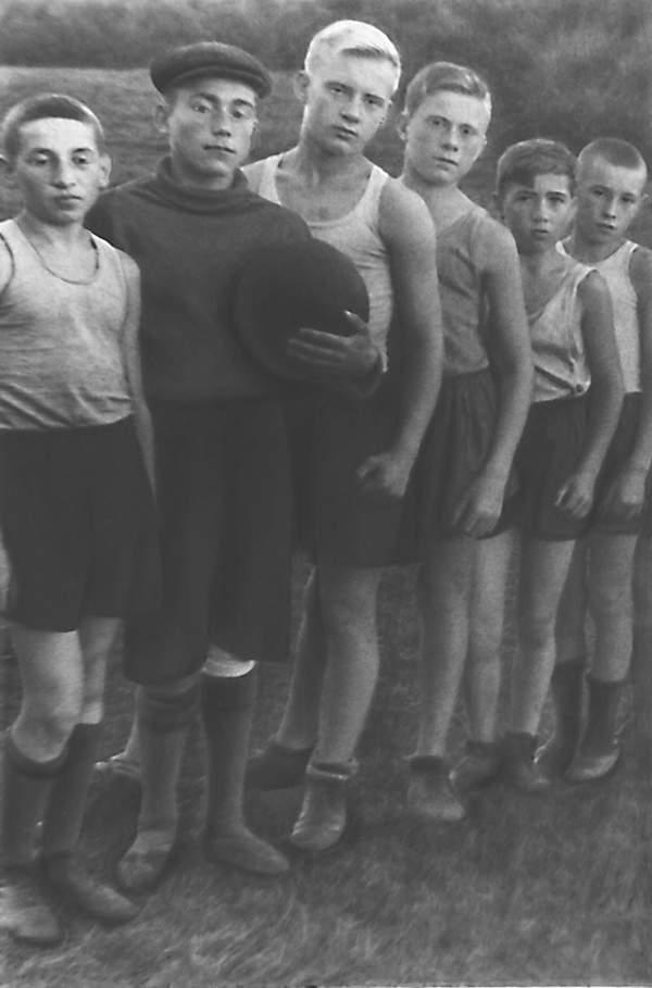 Фото Визбора Юрия в юности