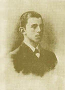 Фото Осипа Мандельштама начало 1900-х годов