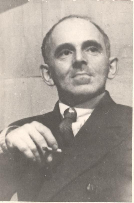 Фото Осипа Мандельштама 1935 год
