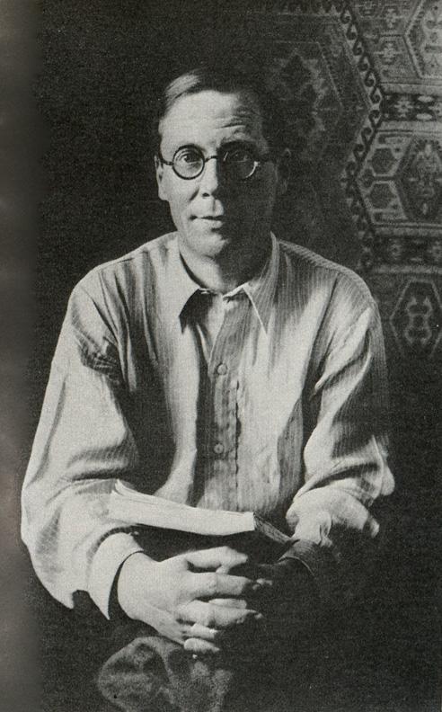 Фото Николая Заболоцкого 1948 год