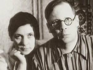 Фото Николая Заболоцкого и Екатерины Клыковой