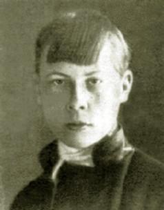 Фото Николая Заболоцкого март 1919 год