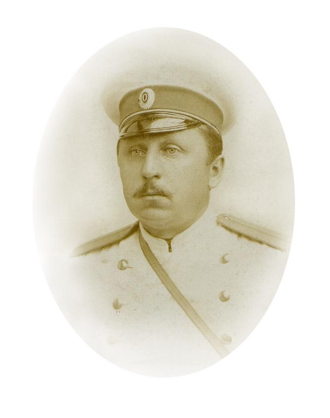 Фото Николая Клюева 1898 год