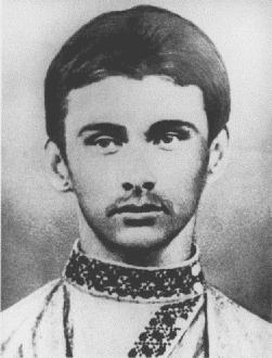 Фото Николая Клюева 1900 год