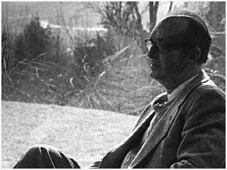 Фото Набокова Владимира 1955 год