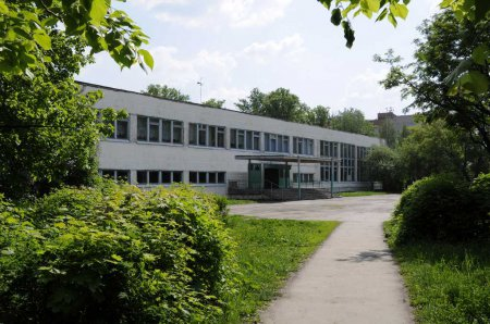 Муниципальное  бюджетное  образовательное  учреждение  «Средняя общеобразовательная школа №8»