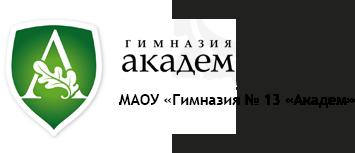 МАОУ Гимназия №13