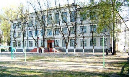 школа №1 имени Героя Советского Союза Лягина В.А.