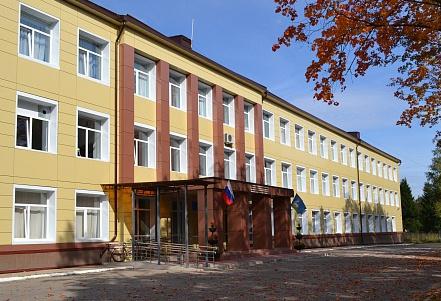 Муниципальное бюджетное общеобразовательное учреждение Жаворонковская средняя общеобразовательная школа