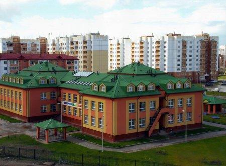 Муниципальное автономное дошкольное образовательное учреждение города Калининграда  детский сад №55