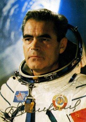 Николаев Андриян космонавт