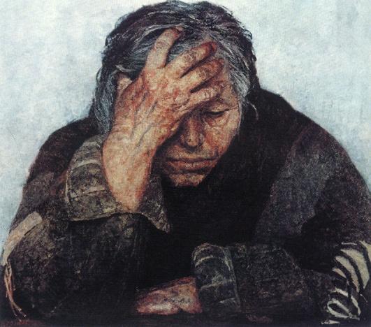 Гелий Коржев картины