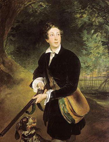 Сочинение по картине Портрет графа Толстого